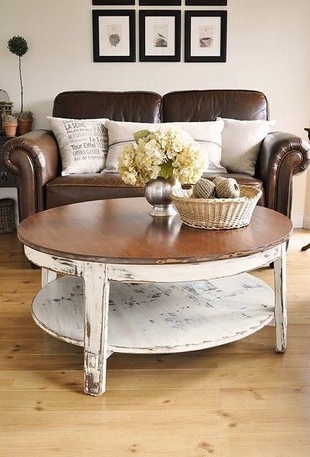 odnowiony stolik