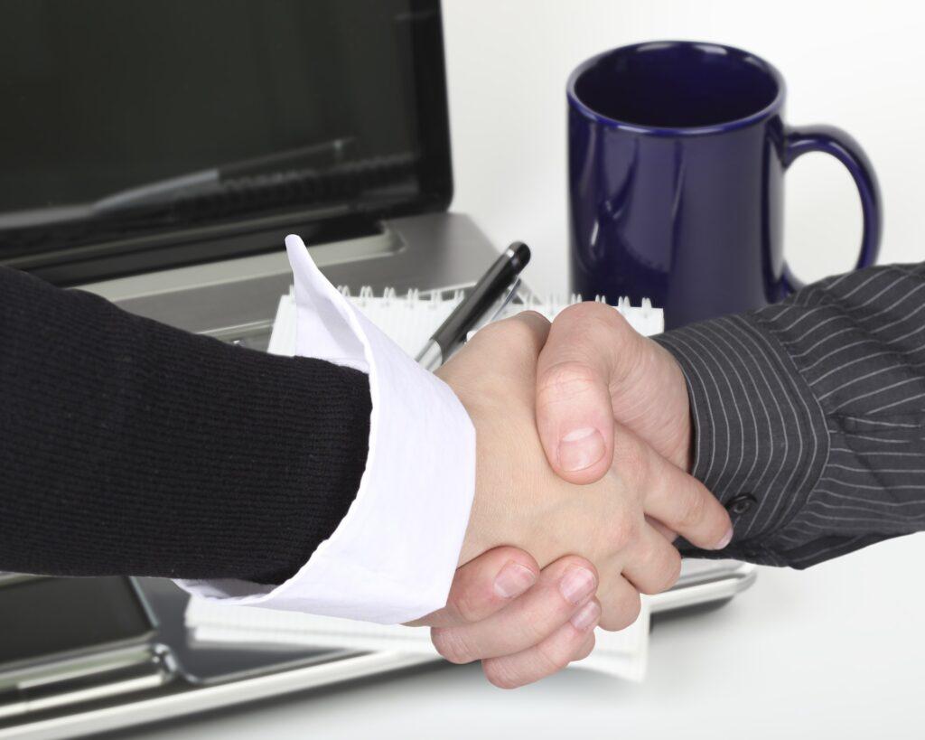 spotkanie w sprawie pracy